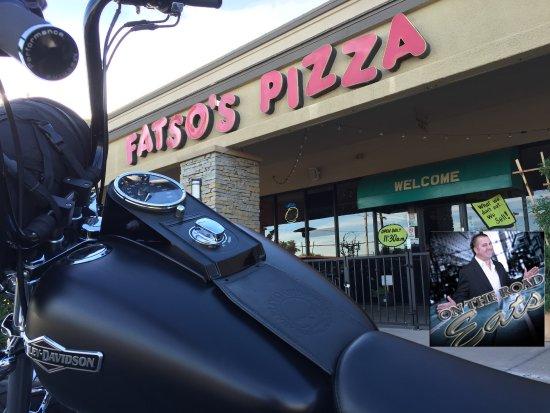 Fatso's Pizza: Fatsoso Pizza
