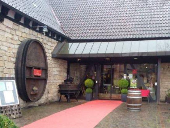Schweigen-Rechtenbach, Germany: Deutsches Weintor in Schweigen
