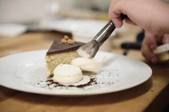 House made desserts.  Photo by Brandon Baker.