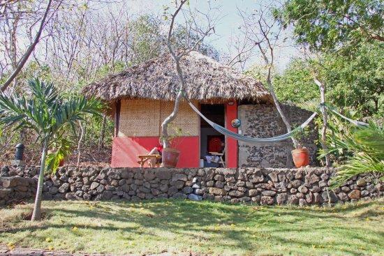 San Simian Eco Lodge: Cabana Sandia