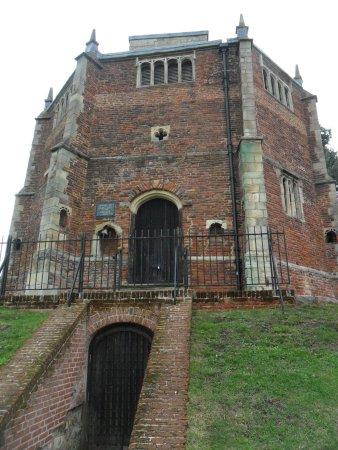 King's Lynn, UK: Entrance
