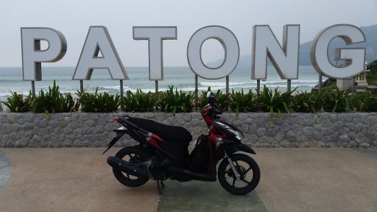 Cheap as Chips Phuket Motorbike Rental