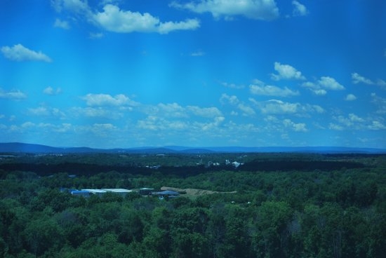 Chantilly, VA: View from Observation Tower