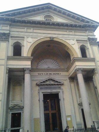 Provincia di Milano, Italia: Chiesa di San Gioachimo