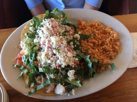 Orem, Юта: Chicken tostadas