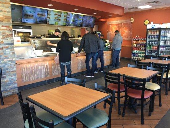 Selkirk, Canada: Sandwich Line Area