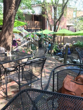 Soulard Coffee Garden Cafe Saint Louis Soulard