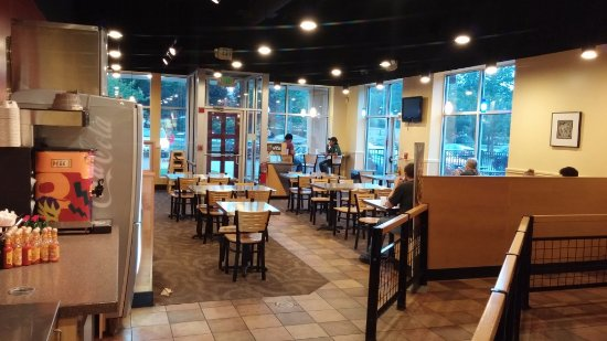 Qdoba Mexican Grill, Andover St, Peabody, MA, Sep 2016