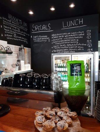 Kingscliff, ออสเตรเลีย: Bar
