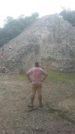 Coba Mayan Traditions: 20160926_102920_large.jpg