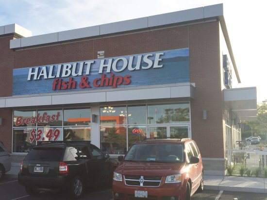 Halibut House - 1101 Kingston Road, B1 - Pickering ON
