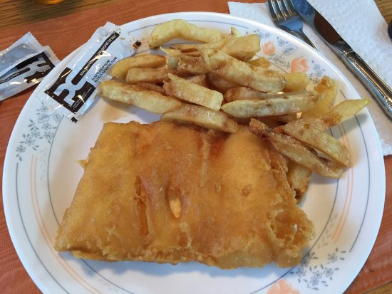 Halibut & Chips Take Home - Halibut House, Pickering ON