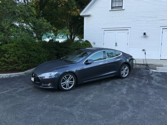 Woodstock Inn and Resort: If your Electric looks like you can plug in