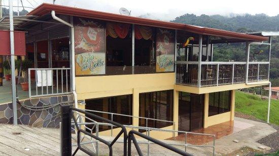 Atenas, Costa Rica: Rest Vista del Valle