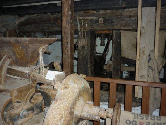 Veryan, UK: Mill workings