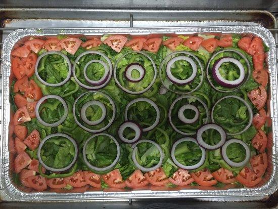 Vienna, VA: Vocelli Pizza