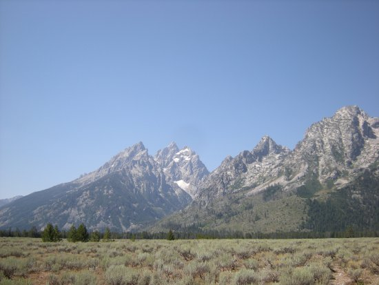 Pinedale, WY: Tetons