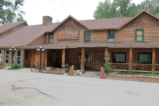 Drake, CO: Front of the River Forks B & B