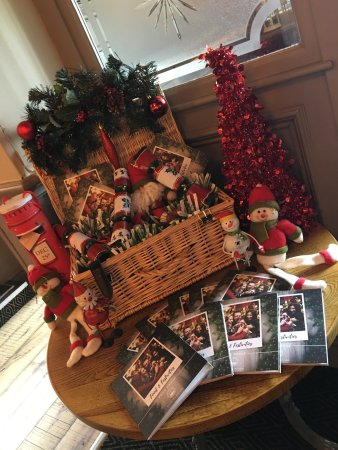 the robin hood christmas bookings now available