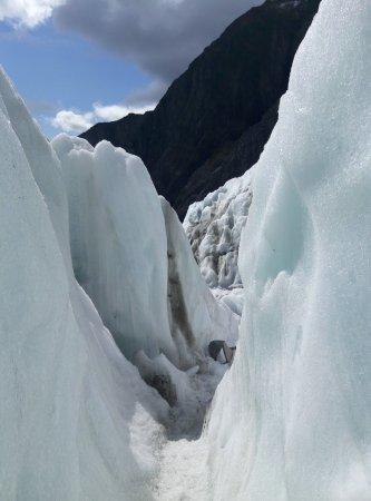 Franz Josef, Nuova Zelanda: glacier