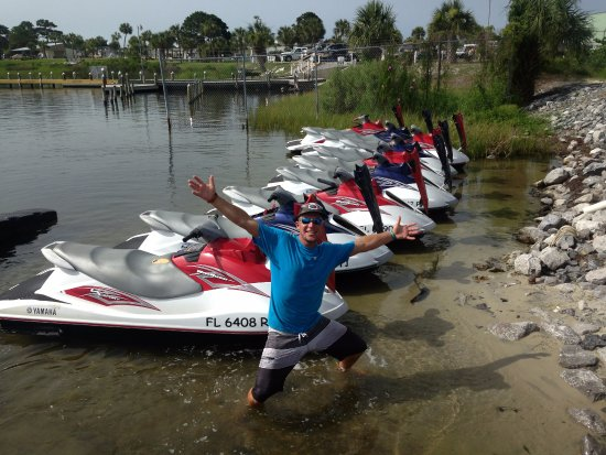 Shell Island Jet Skis Panama City Beach