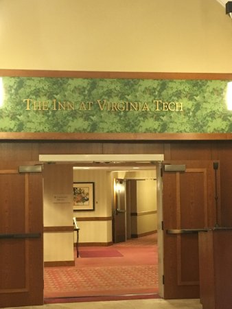 The Inn at Virginia Tech and Skelton Conference Center: photo3.jpg