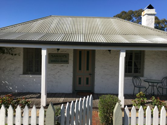 Penola, Australia: Front of Cottage