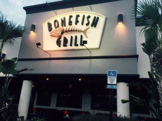Bonefish Grill Jacksonville Menu Prices Restaurant Reviews Tripadvisor