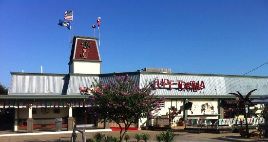 College Station, TX: Restaurant Exterior