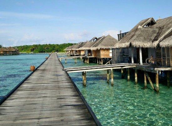 Gili Lankanfushi Maldives: Villas