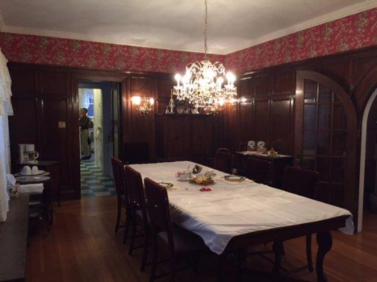Tyrone, Pensilvania: Dining room