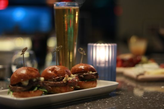 Peoria, AZ: Filet Mignon Sliders