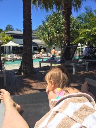 RACV Noosa Resort: Pool Area
