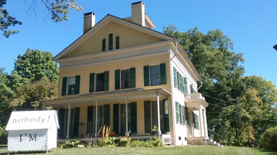 Emily Dickinson Museum: Sept. 2016
