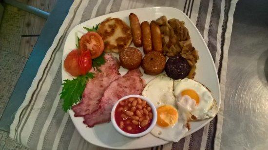 Claremorris, Ιρλανδία: Best Breakfast in Mayo