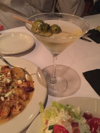 Victor, NY: Dirty Martini
