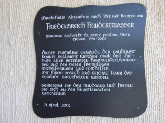 Staad, Suíça: Hundertwasser Architektur