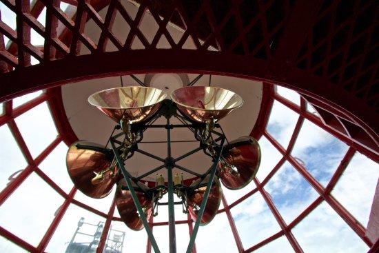 Bonavista, Kanada: Red, Red Bulbs