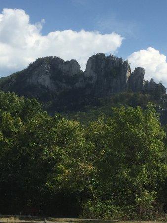 Seneca Rocks, Virginia Occidental: photo0.jpg