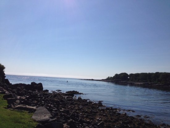 York Harbor, ME: beautiful view