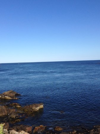 York Harbor, ME: view