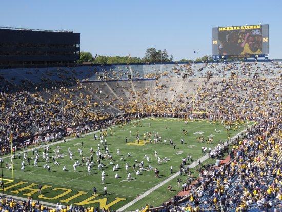 Ann Arbor, MI: Field
