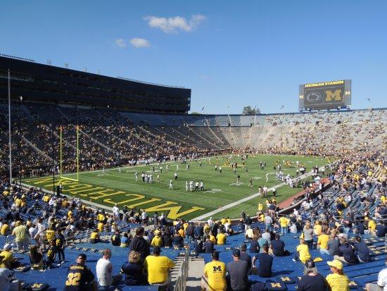 Ann Arbor, MI: Field Level