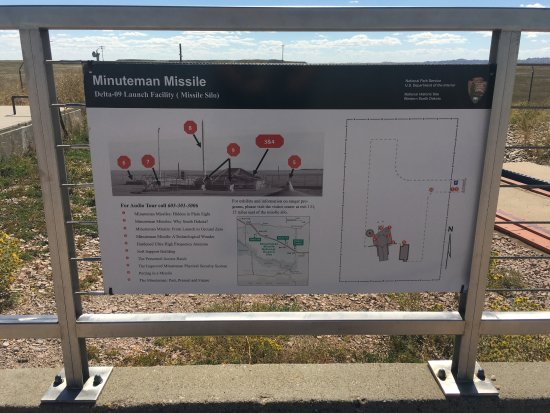 Philip, Νότια Ντακότα: Minuteman Missile National Historic Site