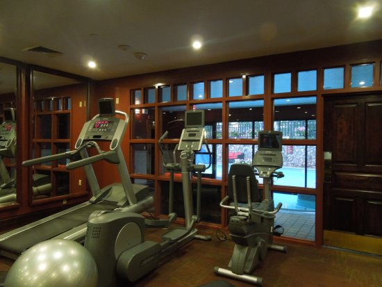 Beaver Creek, CO: Fitness room