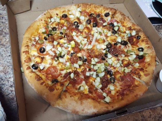 Mission, Kansas: Pizza