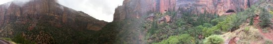 Zion Canyon Scenic Drive照片