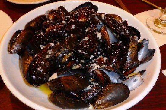 Salisbury, MD: Mussels
