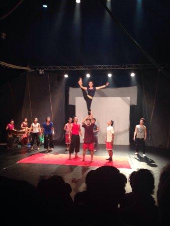 Μπαταμπάνγκ, Καμπότζη: Phare Ponleu Selpak - Battambang Circus