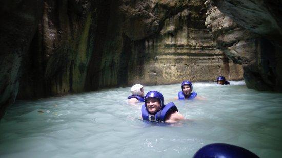 Cabarete, República Dominicana: 27 Damajagua Waterfall Tour